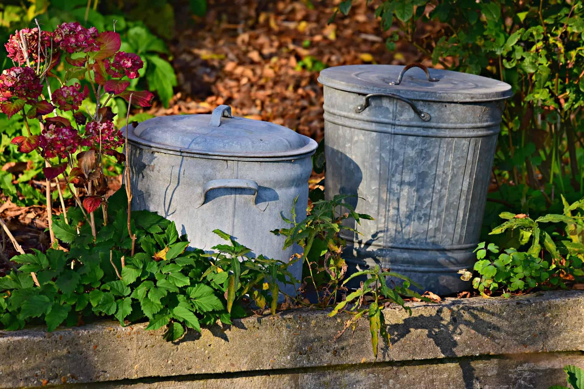 Gartenabfälle - Entsorgung - Tonne - Heidelberg - Grünschnitt und Gartenabfälle