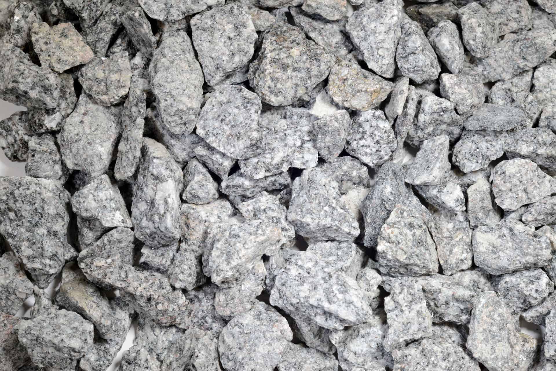 Granitsplitt grau 16-32mm - Sack vor Orth - Heidelberg