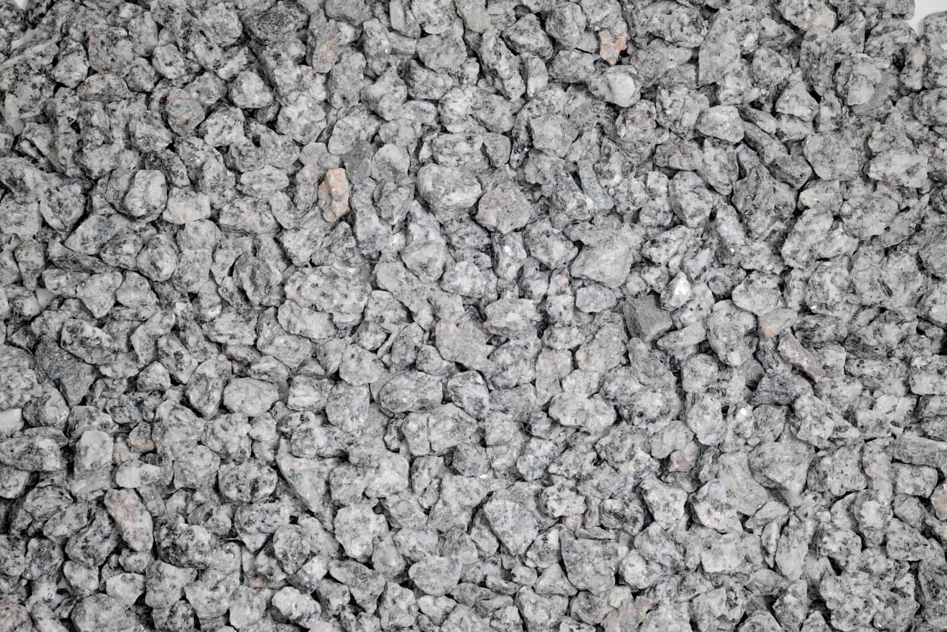 Granitsplitt grau 8-11mm - Sack vor Orth - Heidelberg